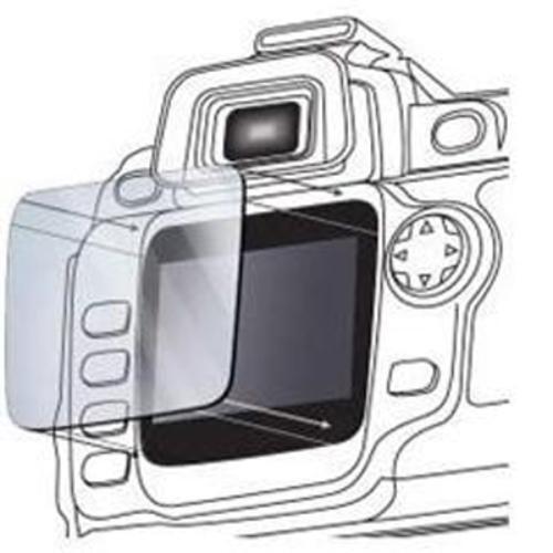 "3 3.5"" LCD Screen Protector for Canon Nikon Sony Camera"