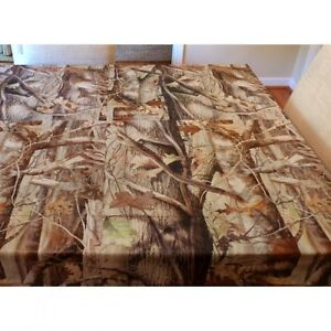 Next Camo Party Ware Tablecloth Table Cover - Camouflage Birthday Wedding