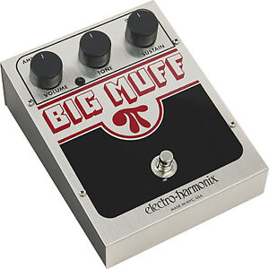 Neuf Big Muff USA pedal disto tone