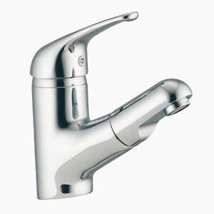 Miscelatore rubinetto lavabo con doccetta estraibile porta - Rubinetto cucina con doccetta estraibile ...