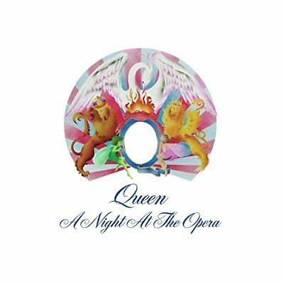 Queen - A Night At The Opera [2011 Remaster] [CD]
