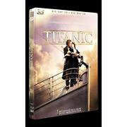 3D Blu Ray Movies Titanic