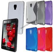 LG Optimus L7 Gel Case