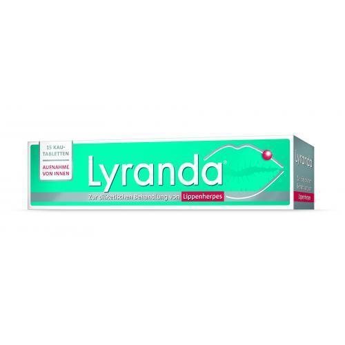 LYRANDA Kautabletten 15 St
