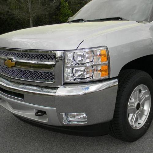 silverado bumper end cap ebay