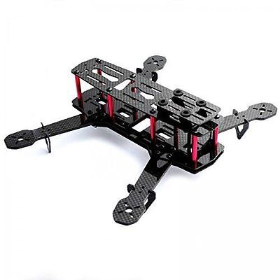 ZMR250 3K Carbon Fiber 4 Axis QAV250 FPV Quadcopter Mini H Quad Drone Frame Kits