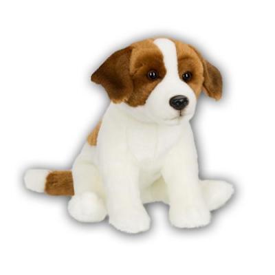- Anna Club Jack Russel Terrier (26cm) Hund lebensecht Kuscheltier Stofftier NEU