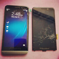 *** Blackberry Z30 Screen Replacement only ( $99 ) ***