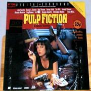 Pulp Fiction Laserdisc