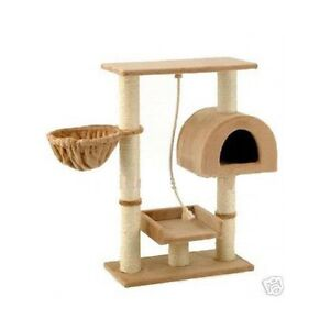 36-Cat-Tree-Condo-Furniture-Scratch-Post-Pet-House-08B