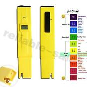 Ph Meter Digital Aquarium