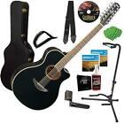 Yamaha 12 String Acoustic Electric Guitar