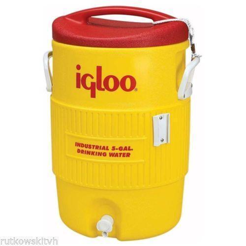 Igloo Water Cooler 5 Gallon Igloo Water Cooler | eBay