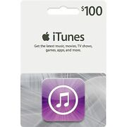 iTunes Gift Card Email