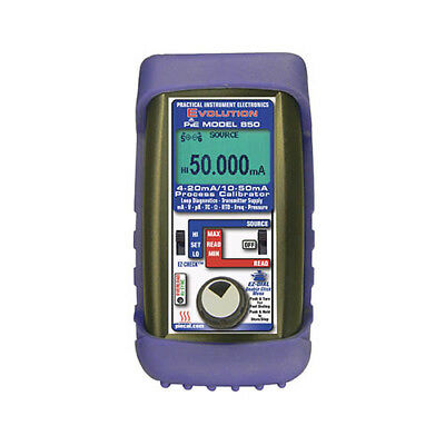 Pie 850 Multifunction Process Calibrator Loop Diagnostics 10-50 Ma