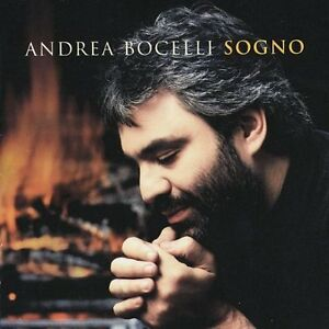 Andrea Bocelli-Sogno cd-Mint condition + bonus cd