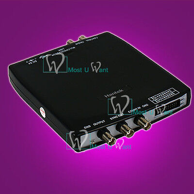 Digital Virtual Pc Arbitrary Waveform Function Generator Hantek Oscilloscopes