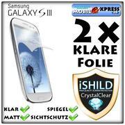 Samsung Galaxy S3 Schutzfolie