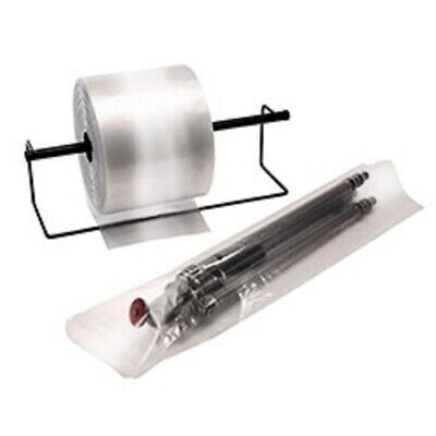 Clear 2 3 6 Usa Made Lay Flat 4mil Poly Tubing Plastic Bags Impulse Sealer