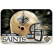 New Orleans Saints Rug