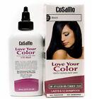 Black Peroxide Hair Color Creams