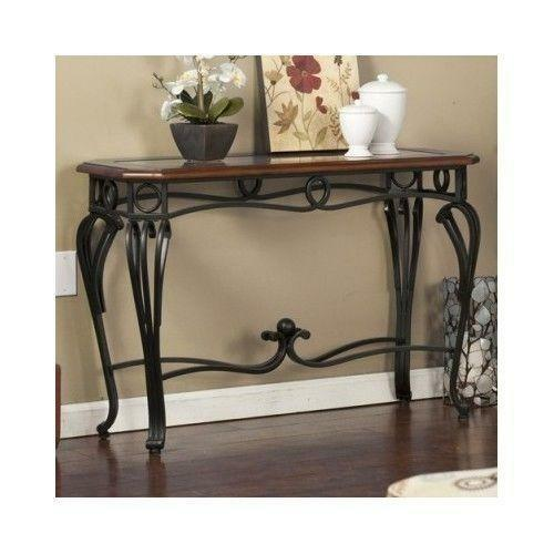 Ebay Iron Glass Coffee Table: Wrought Iron Glass Table