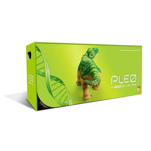 New UGOBE first generation pleo include a new li-battery made in 2019