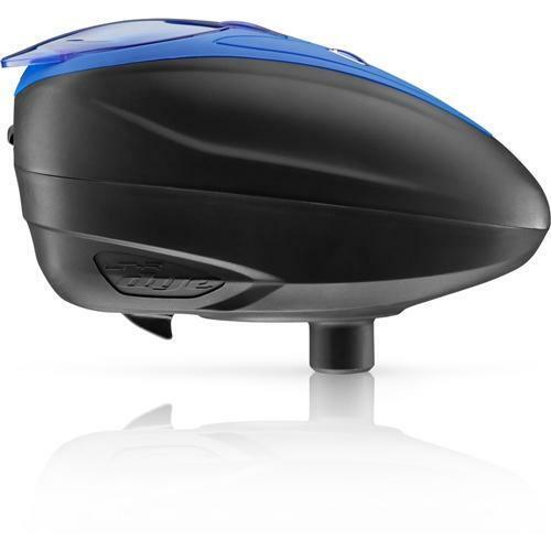 Dye LT-R Loader / Hopper - Black / Blue - Paintball