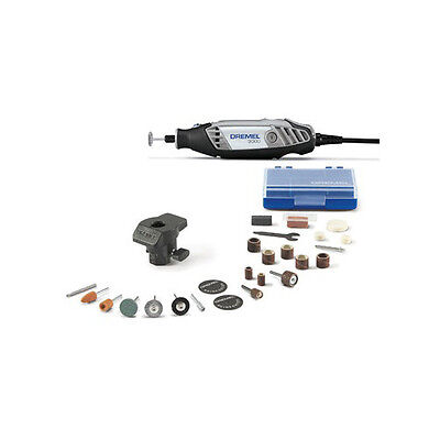 Dremel Variable Speed Rotary Tool Kit 3000-1-24 ...