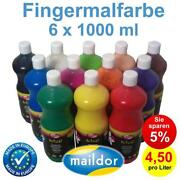 Fingerfarbe