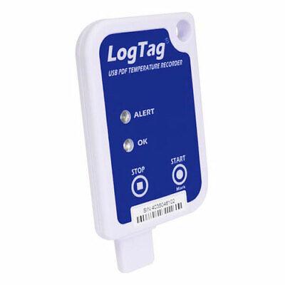 Logtag Usric-8 Single Use Temperature Data Recorder W Automatic Pdf Reporting