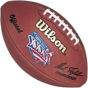 Super Bowl XXXVI Football