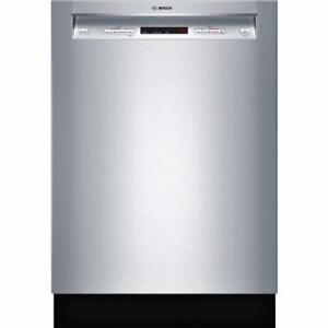 thermador dwhd440mfp. 24\u0027\u0027 Bosch Built-in Dishwasher, 15 Place Settings, Stainless Thermador Dwhd440mfp