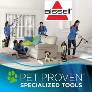 USED BISSELL PET HAIR ERASER VACUUM 1650A 199712732 CORDED UPRIGHT