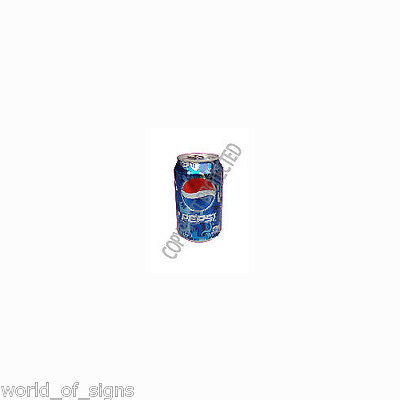 ice cream van sticker drinks pepsi can Die Cut
