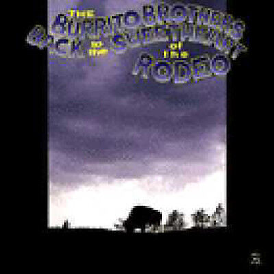BURRITO BROTHERS double cd BACK TO THE SWEETHEARTS...