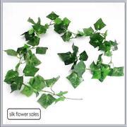 Silk Ivy Leaves