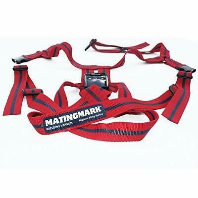 Matingmark Deluxe Breeding Harness For Sheep Goats By Rurtec Made In Nz -