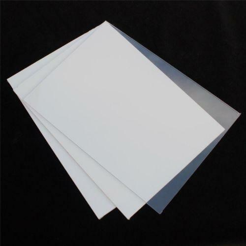 Clear Perspex Sheet 3mm Ebay