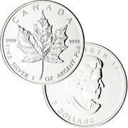 1 oz Maple Leaf