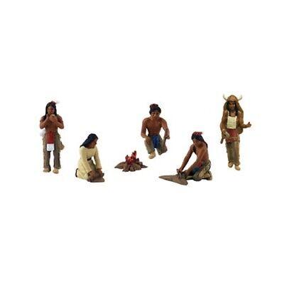 Woodland Scenics SP4443 Scene-A-Rama Scene Setters Native Americans - Nativity Scene Setters