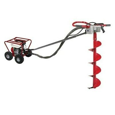 Little Beaver Auger Post Hole Digger 5.5 Honda Engine Augers Sold Separately