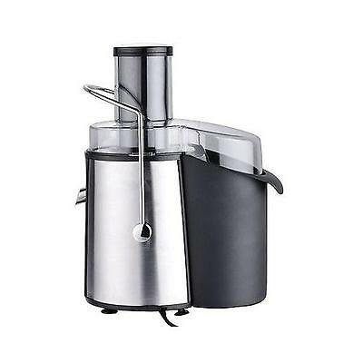 Chef's Role Juicer Wide Mouth Fruit & Vegetable Juice Extractor- Stainless Steel