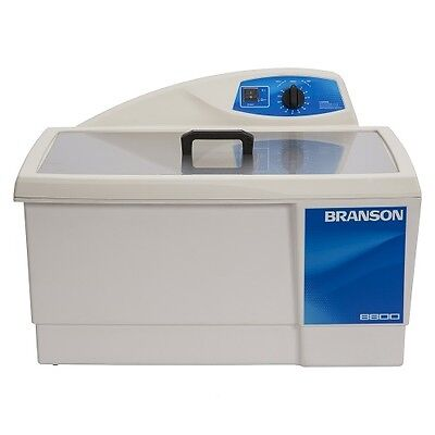Branson M8800h Ultrasonic Cleaner W Mechanical Timer Heat Cpx-952-817r