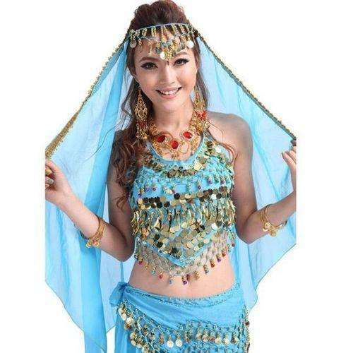 5e76a5ee9266b Bollywood Dance Costume: Dancewear & Accessories | eBay