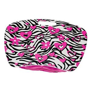 Three Cheers For Girls! Zebra Lap Desk  29411