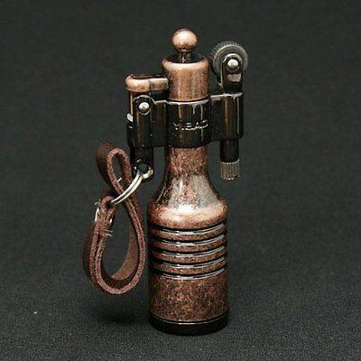 Vintage Look Rare Bronze Petrol Lighter