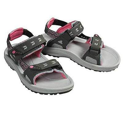 Teva Girls Pink/Grey Open Toe Sandals Toddler Girls Size 6 - NEW -  On Sale!