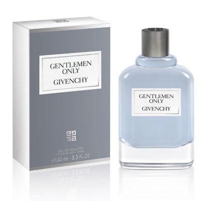 Givenchy Gentlemen Only Eau De Toilette Spray for Men, 100 ml, 3.3