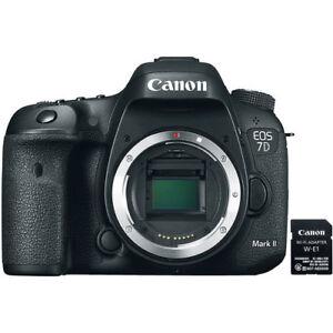 Canon EOS 7D Mark II DSLR Camera Body only